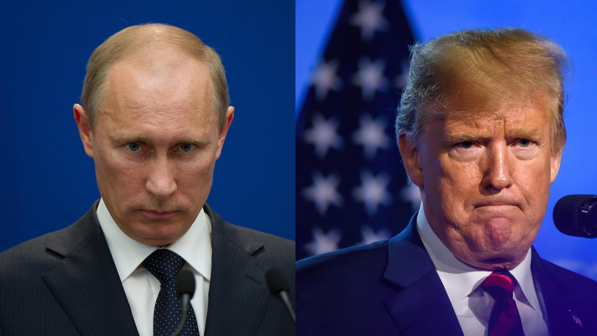 BRENDOVI     Putin o Trampu. Tramp o Tebi.