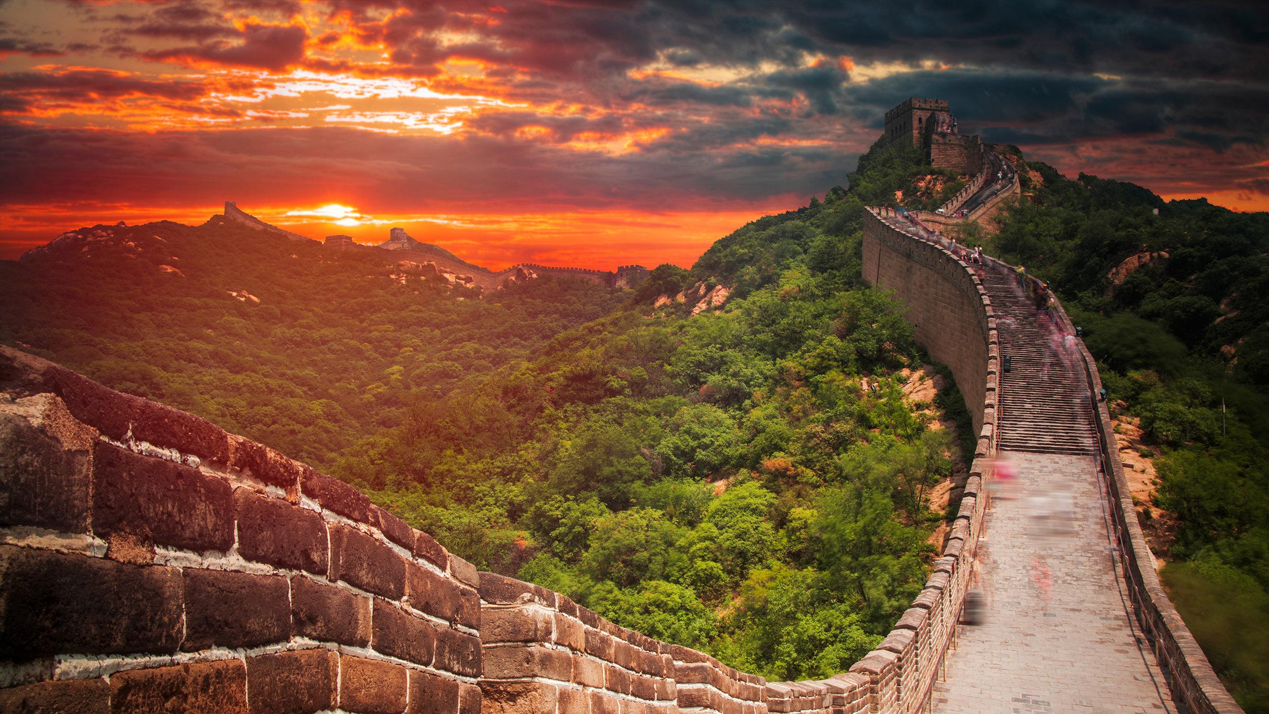 BRENDOVI     Kineski Zid?      Ne.      Tvoj Zid!