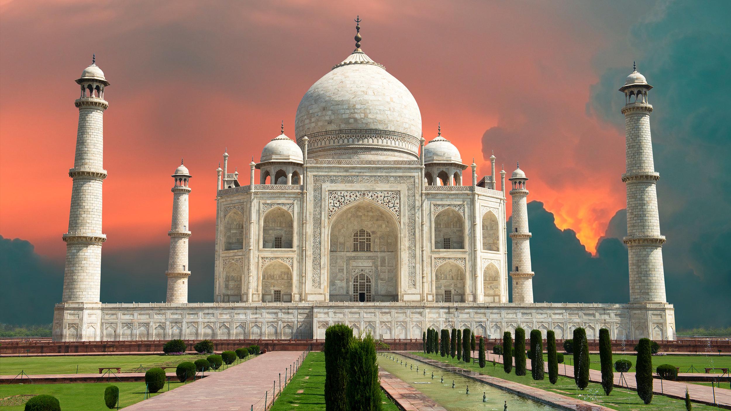 BRENDOVI     Taj Taj Mahal