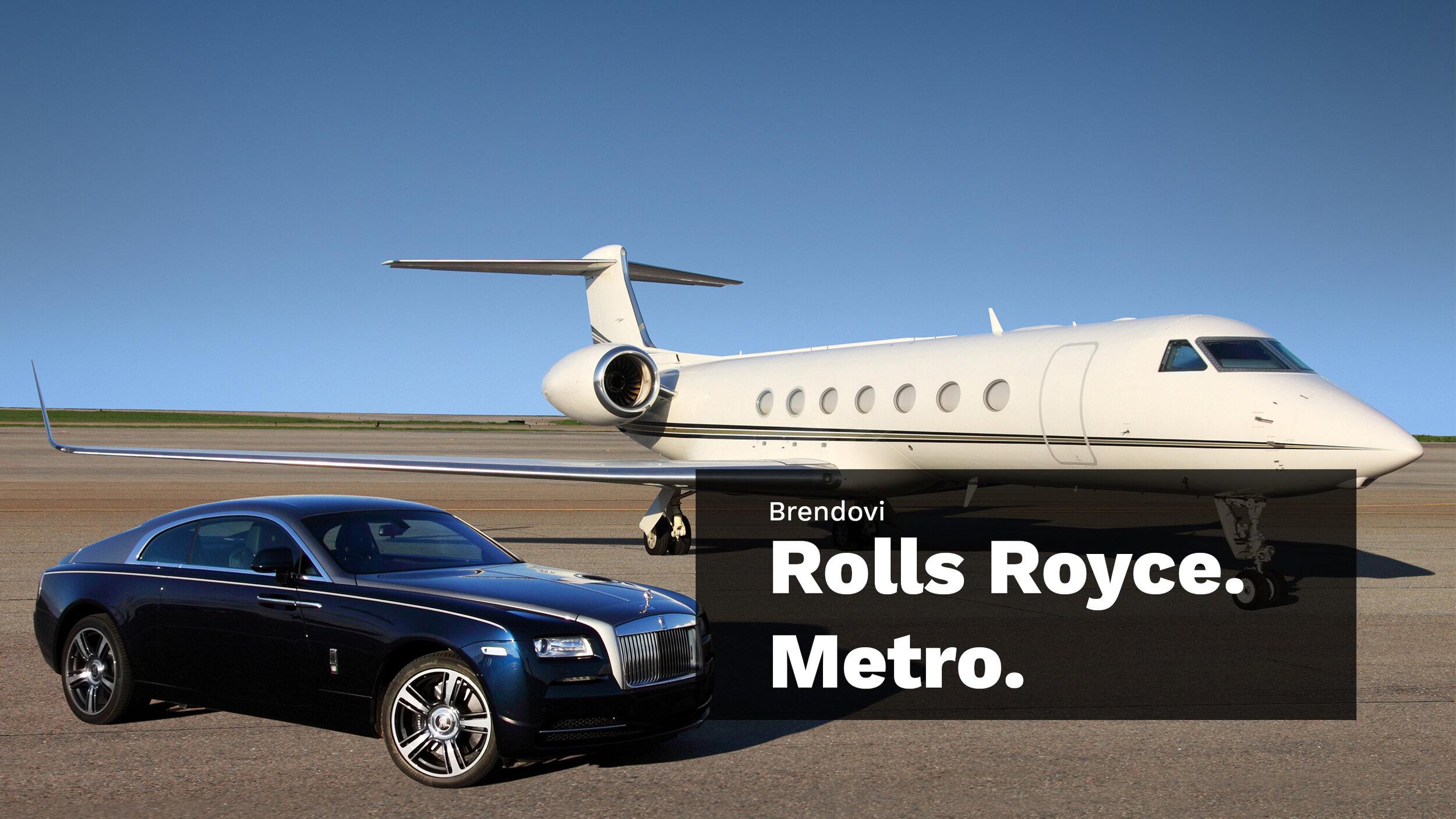 Rolls Royce. Metro