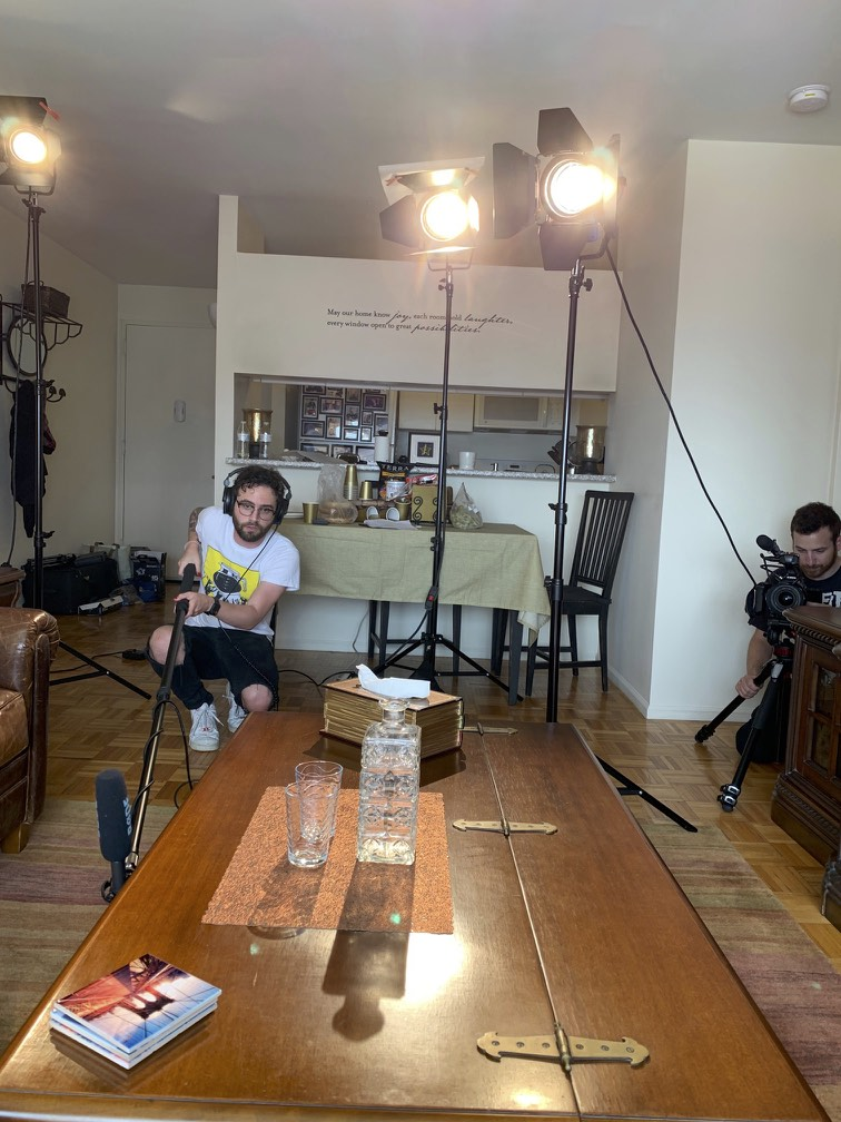Switch - Film Shoot