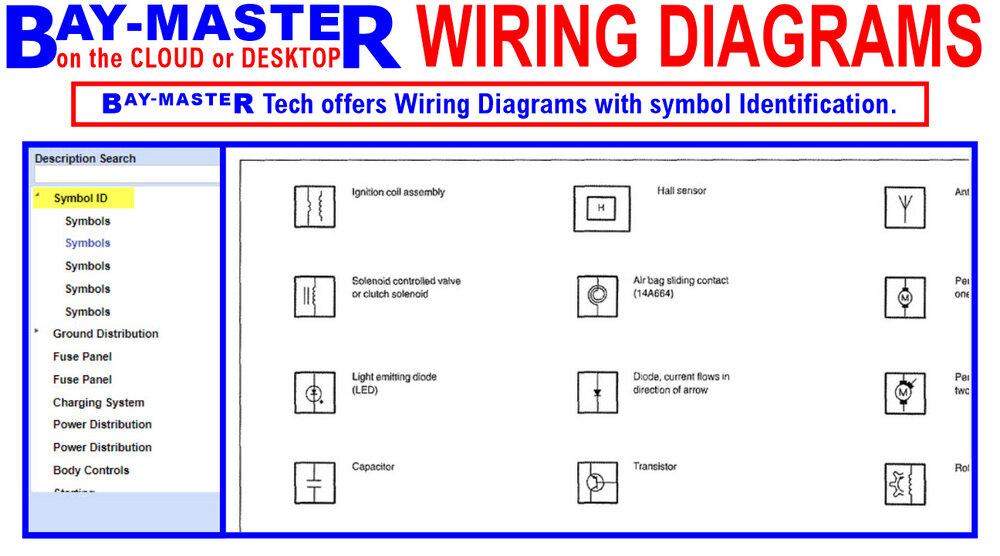 Wiring Diagrams Automotive Repair, Auto Wiring Diagram Symbols