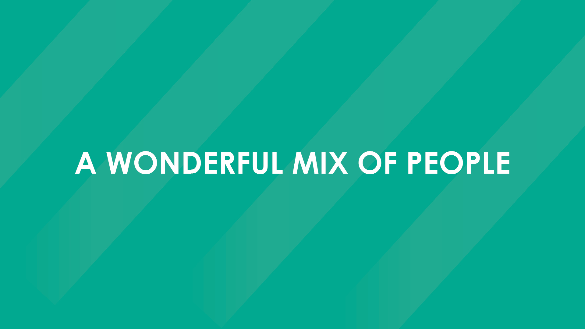 A wonderful mix of people.jpg