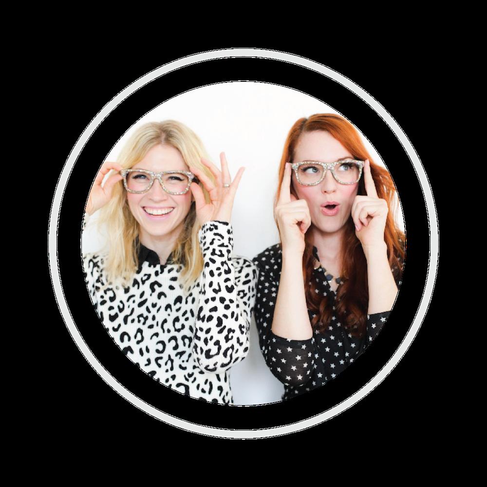BROOKE WHITE //  INSTAGRAM   SUMMER BELLESSA //  INSTAGRAM   GIRLS WITH GLASSES //  INSTAGRAM   GIRLS WITH GLASSES //  WEBSITE   GIRLS WITH GLASSES //  YOUTUBE