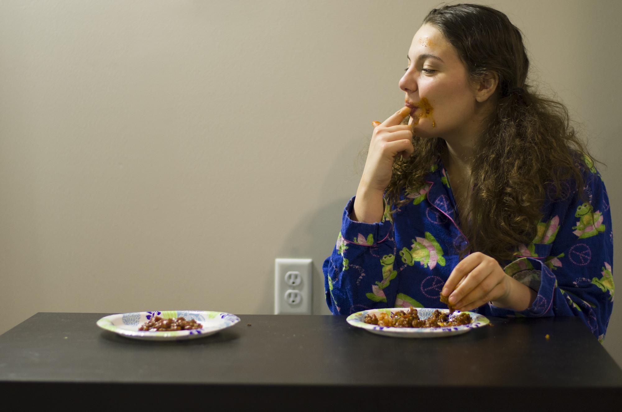 Dinner with Heidi, 2018