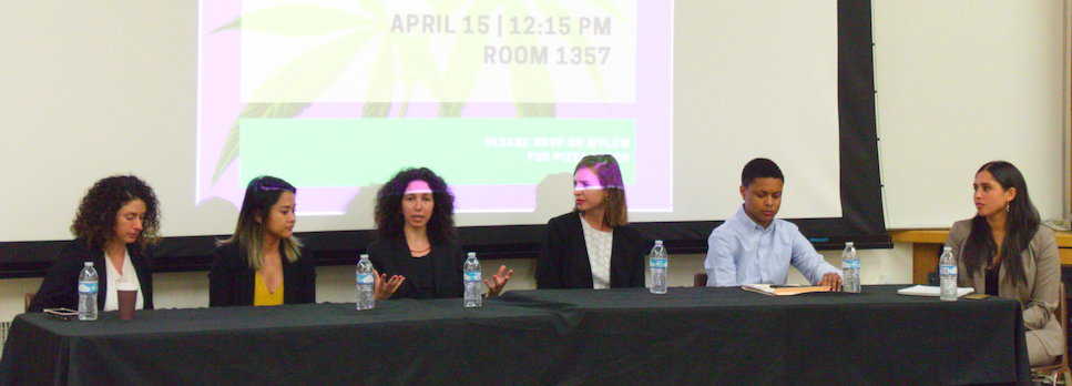 UCLA women in cannabis panel April 15th, 2019