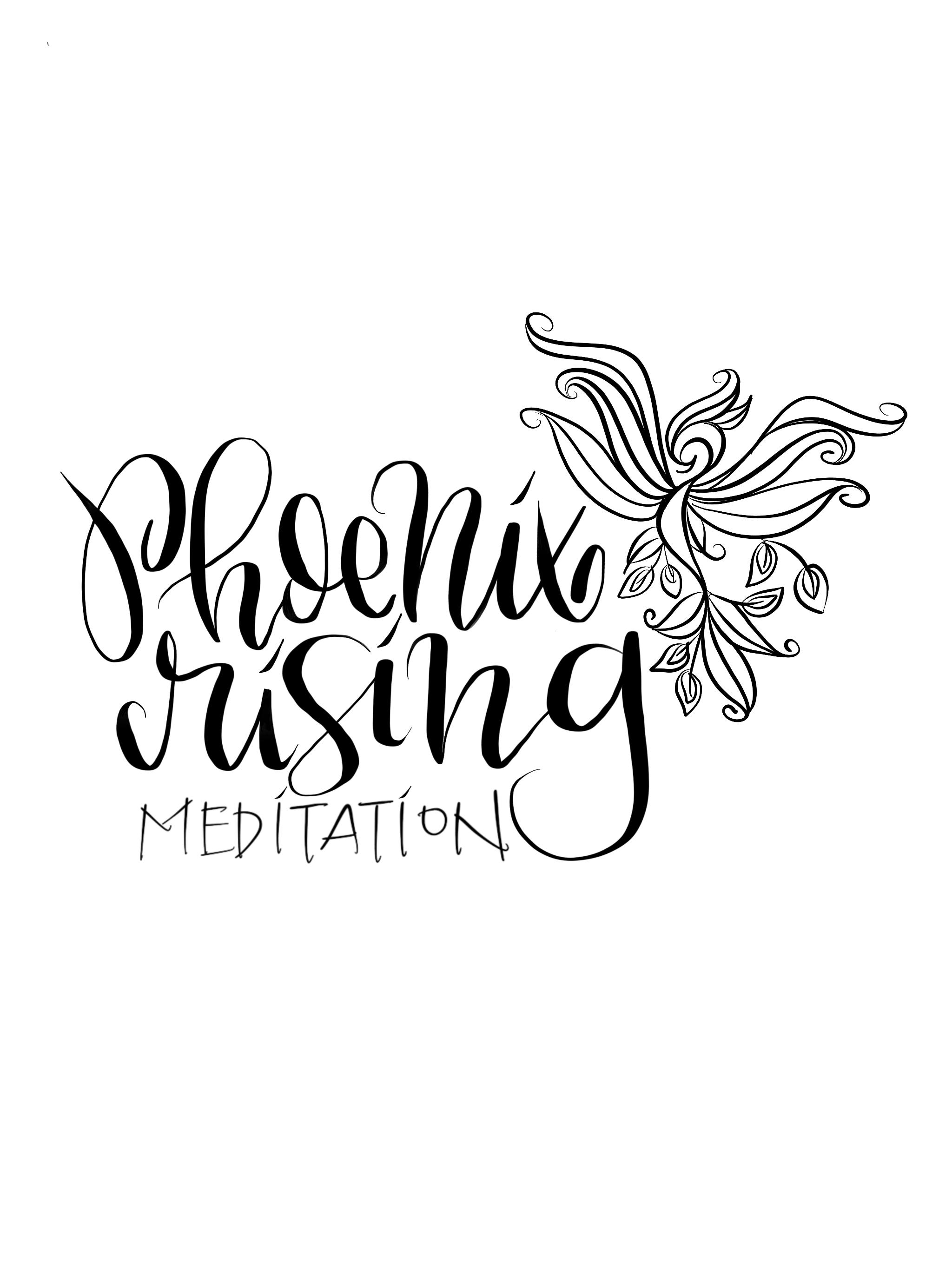 Phoenix Rising Meditation