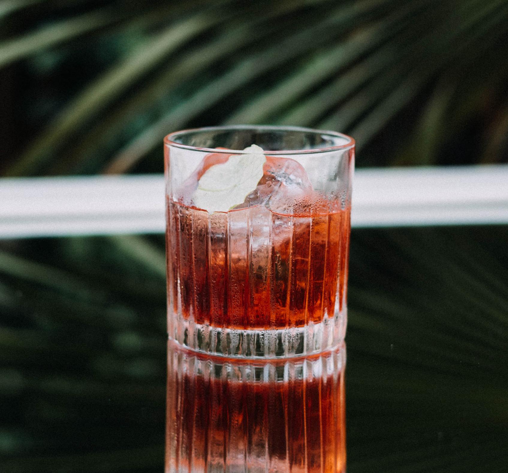 Reposado Tequila Cocktail