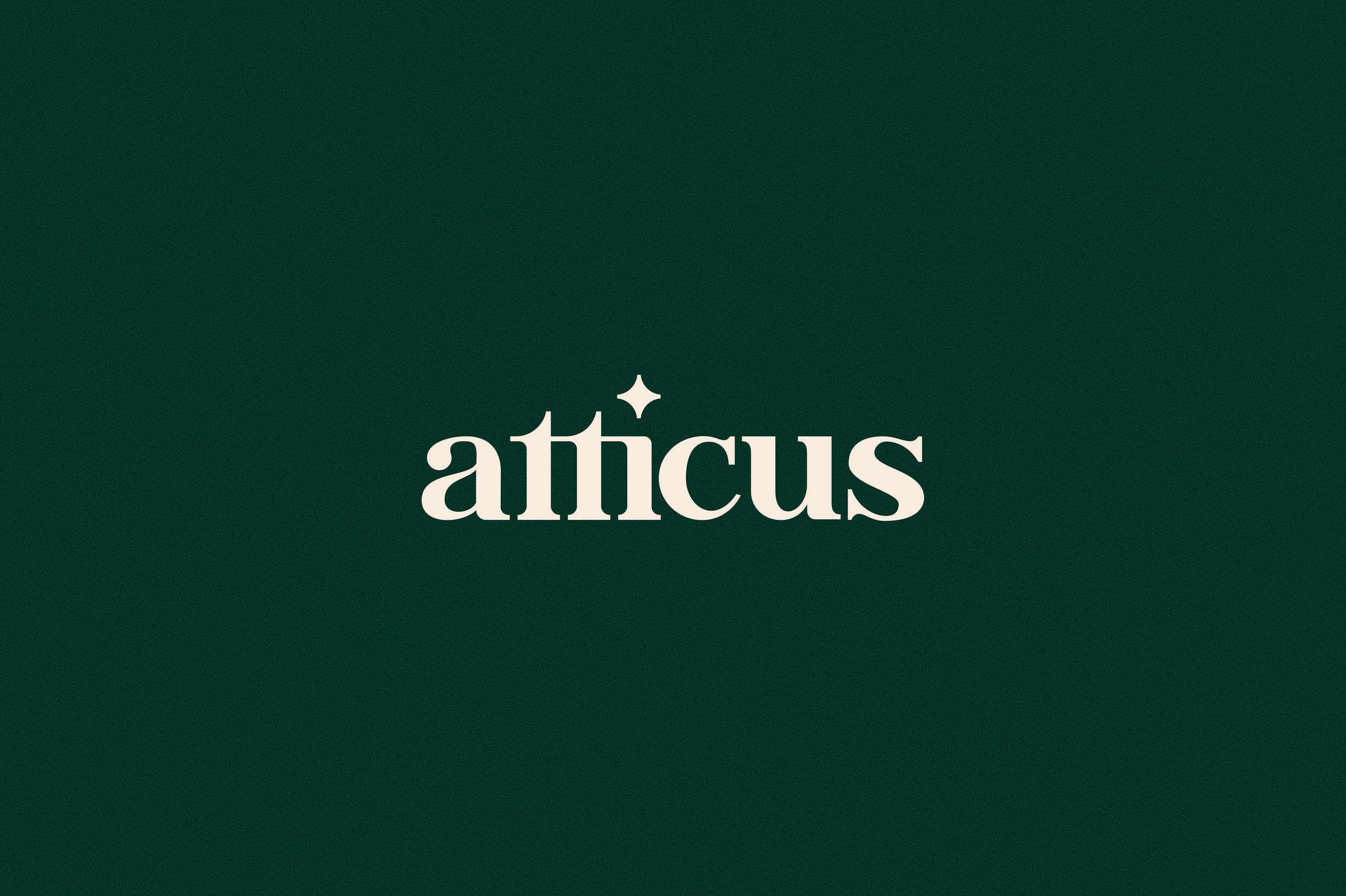 Atticus Law Logo