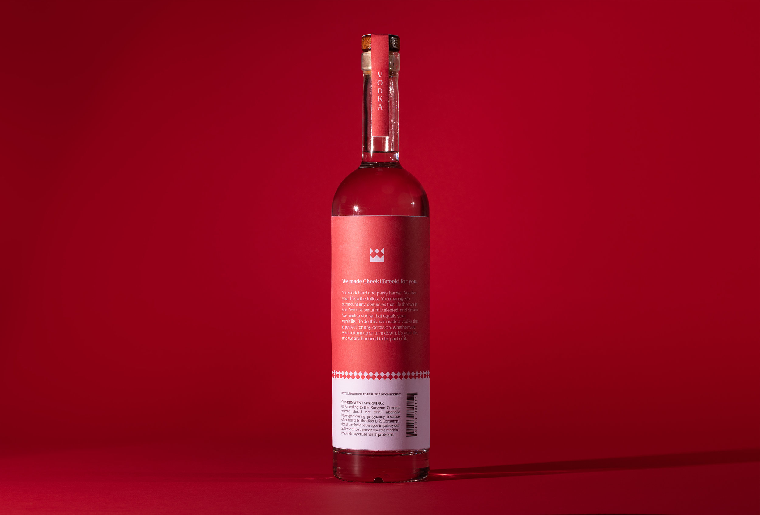Vodka Branding, Packaging and product photography made in Portland Oregon.