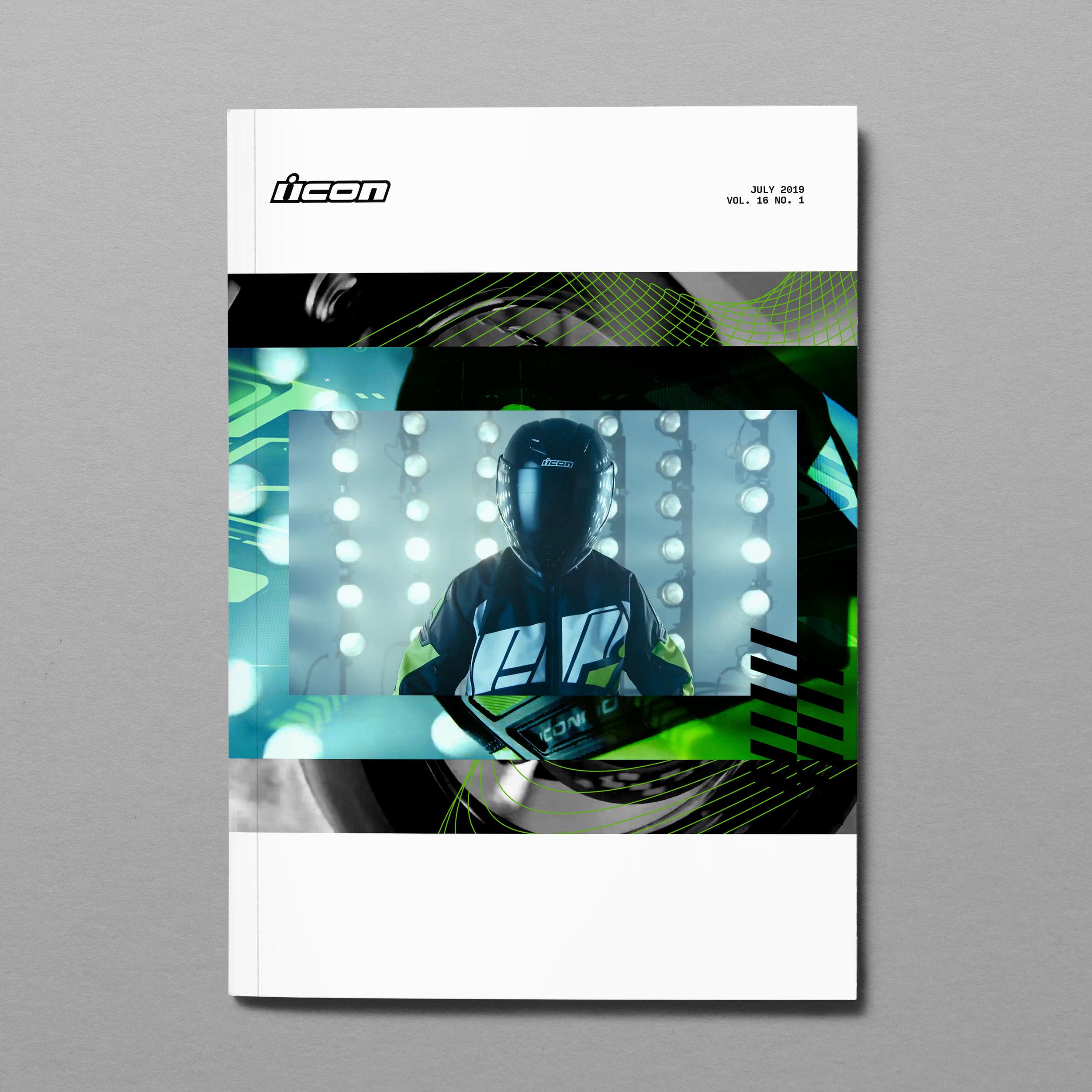 Icon Motorsports Catalog Cover