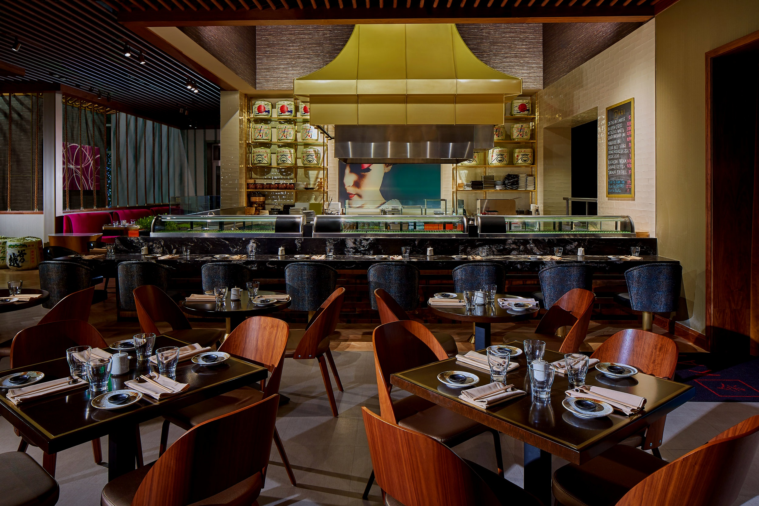Kai Restaurant Lounge