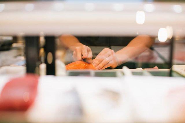 Every dish we serve is carefully prepared, just for you. We use all of the best ingredients to make sure you love every bite.  #kai #kailegacywest #legacywest #planofood #planorestaurants #asianfusion #dessert #asiancuisine #eatdrinkenjoylife #sashimi #salad #sashimisalad