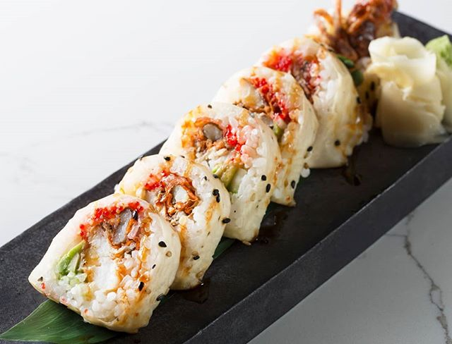 Try one of our KĀI signature rolls this week for something new and exciting, or keep it simple with a carefully crafted, classic roll.  #kai #kailegacywest #legacywest #planofood #planorestaurants #asiancuisine #southeastasian #eatdrinkenjoylife #sushi #specialtyroll #classicroll
