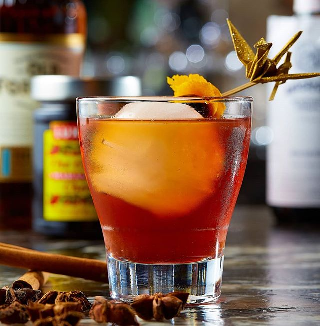 Call us old fashioned... but we're a fan of hand-crafted cocktails on a Friday.  #kai #kailegacywest #legacywest #planofood #planorestaurants #plano #asiancuisine #asian #southeastasian #eatdrinkenjoylife #foodie