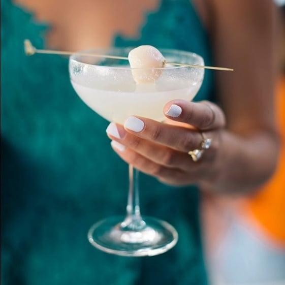 Kick off the week with a signature KĀI cocktail! Pear grey goose, fuji apple sake, lychee and lime. 📸: @rhondajenkins  #kai #kailegacywest #legacywest #planofood #planorestaurants #plano #asiancuisine #asian #southeastasian #eatdrinkenjoylife #foodie #cocktail #handcrafted #handcraftedcocktail #pear #lychee #greygoose #sake