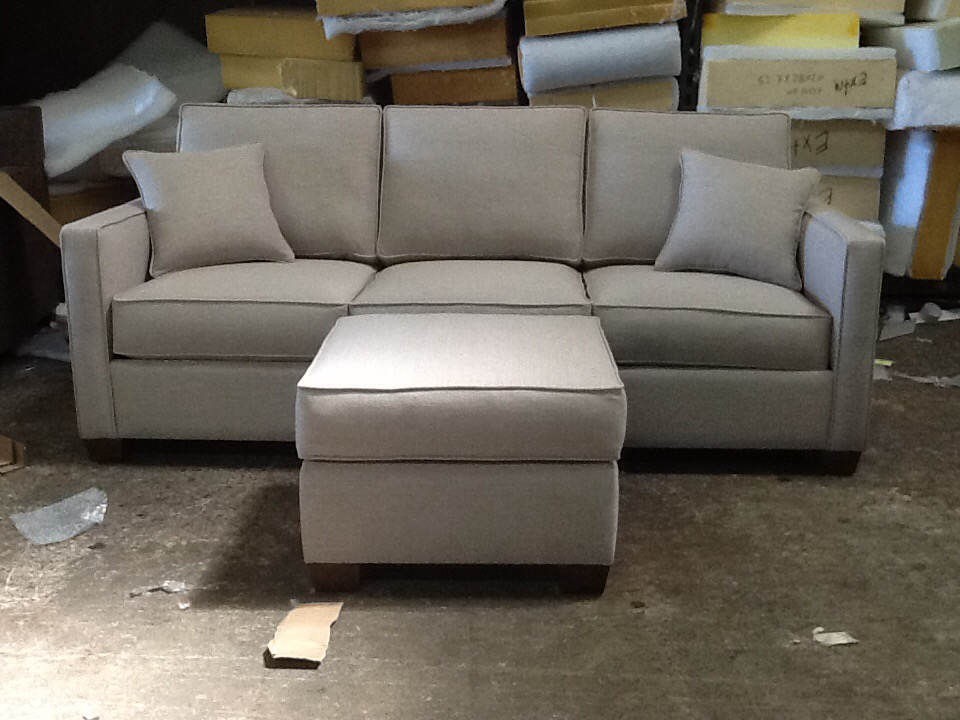 Canwick Sofa and Ottoman