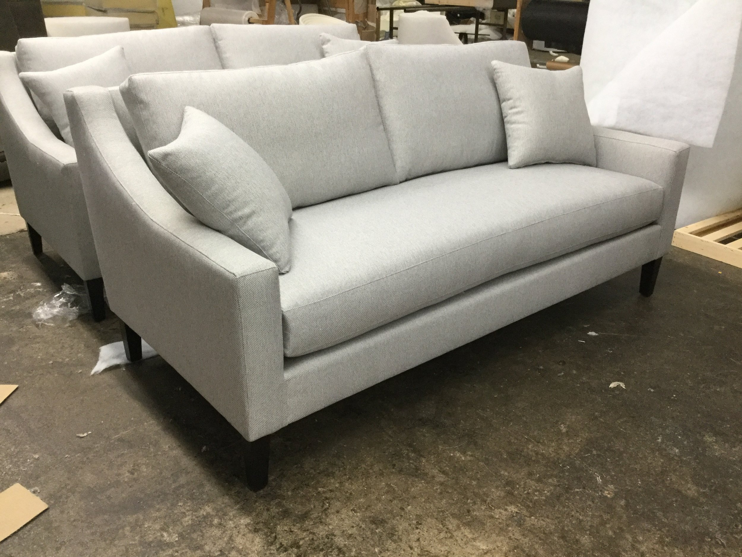 Custom Belfast Sofa