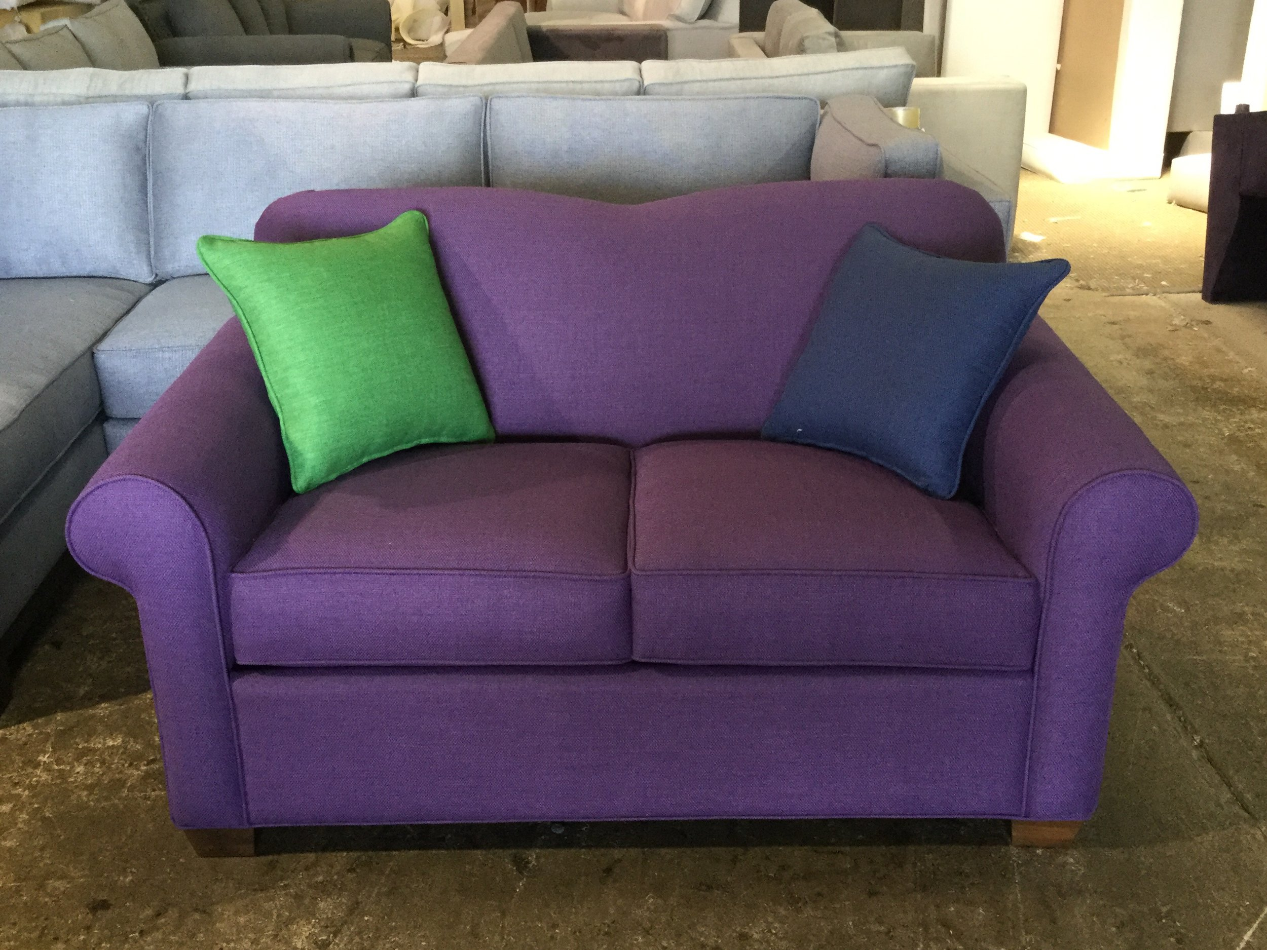 Custom Kensington Condo Sofa