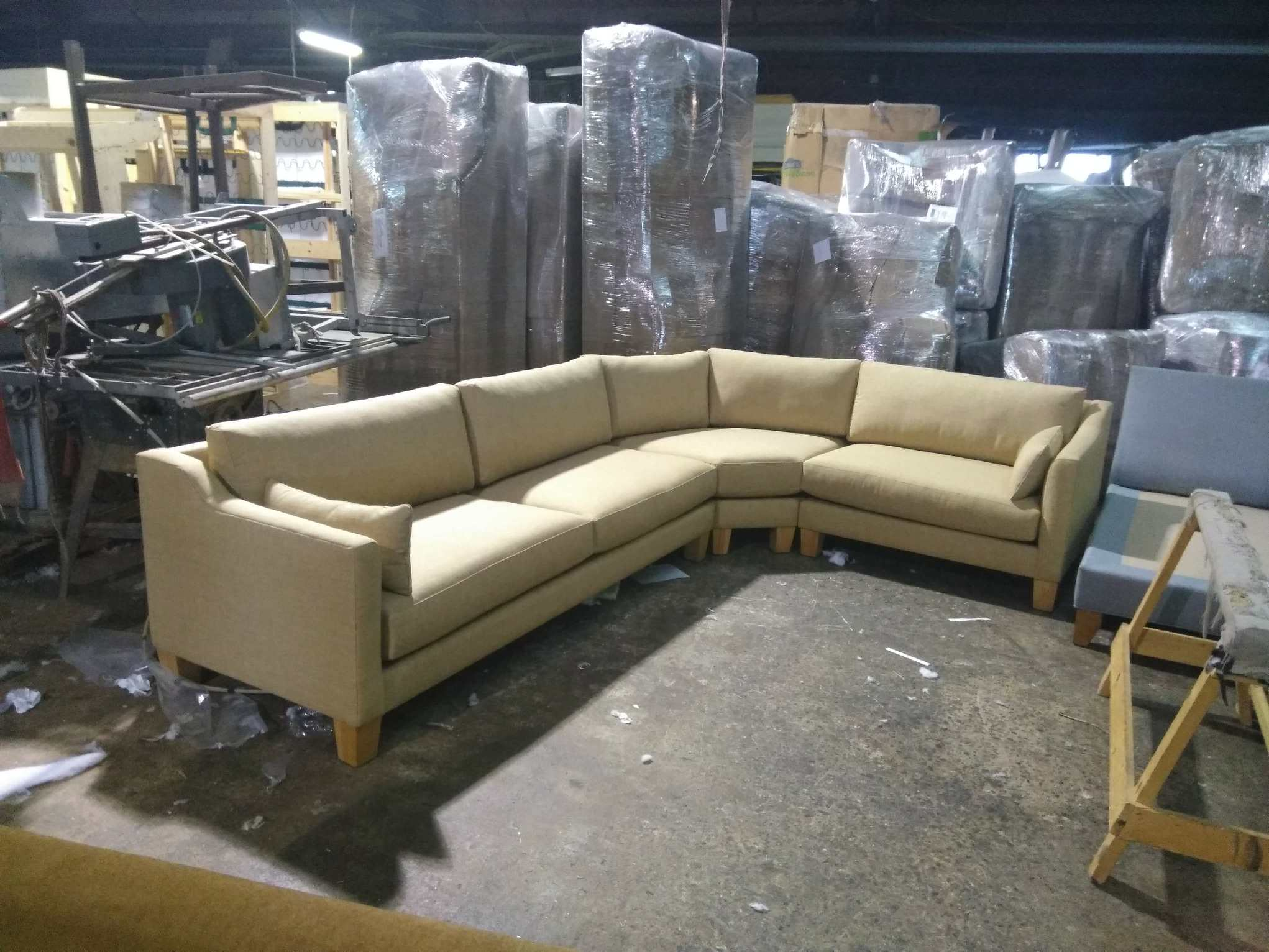 Custom Bryant Sectional