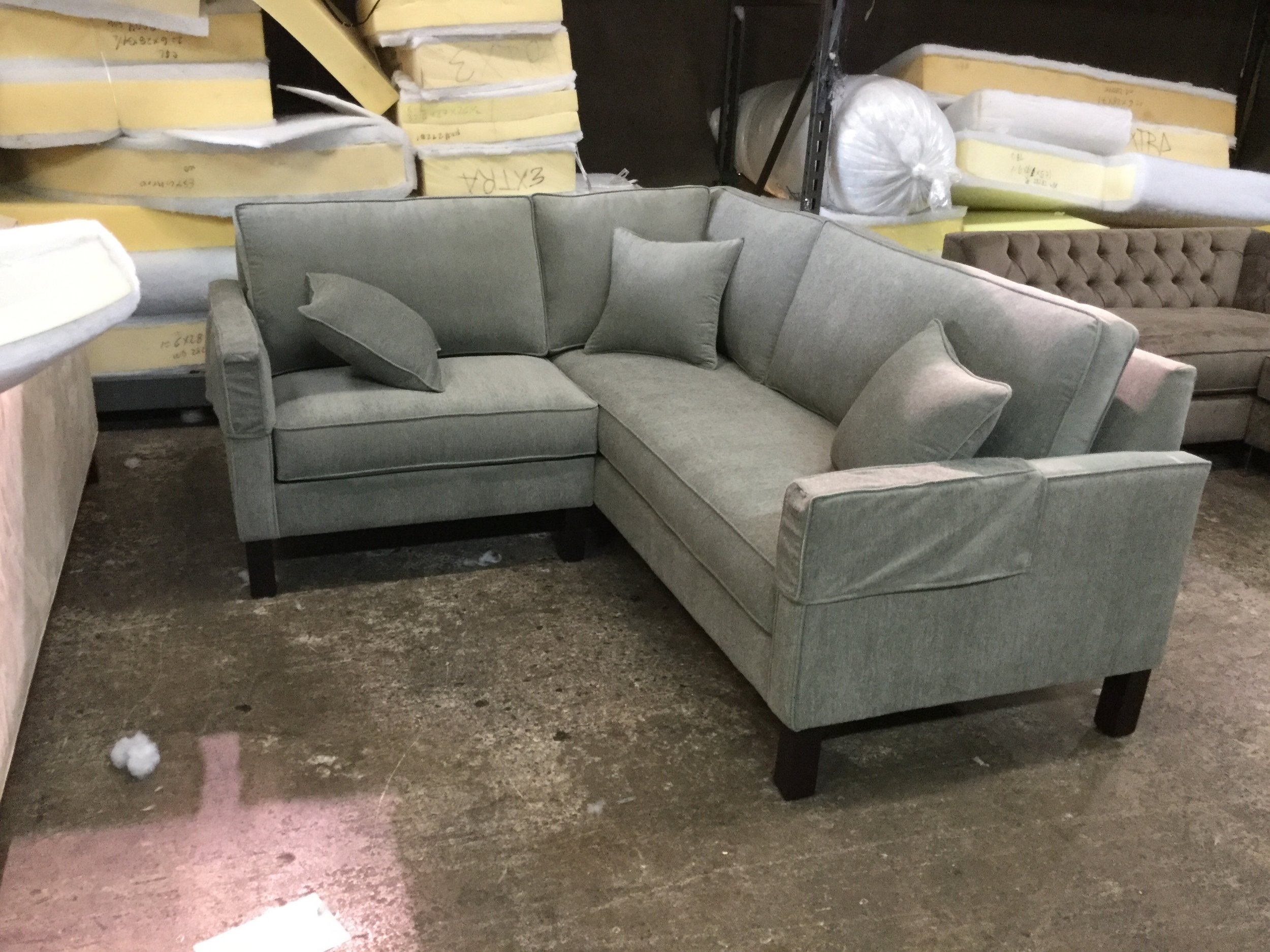 Custom Barton Sectional