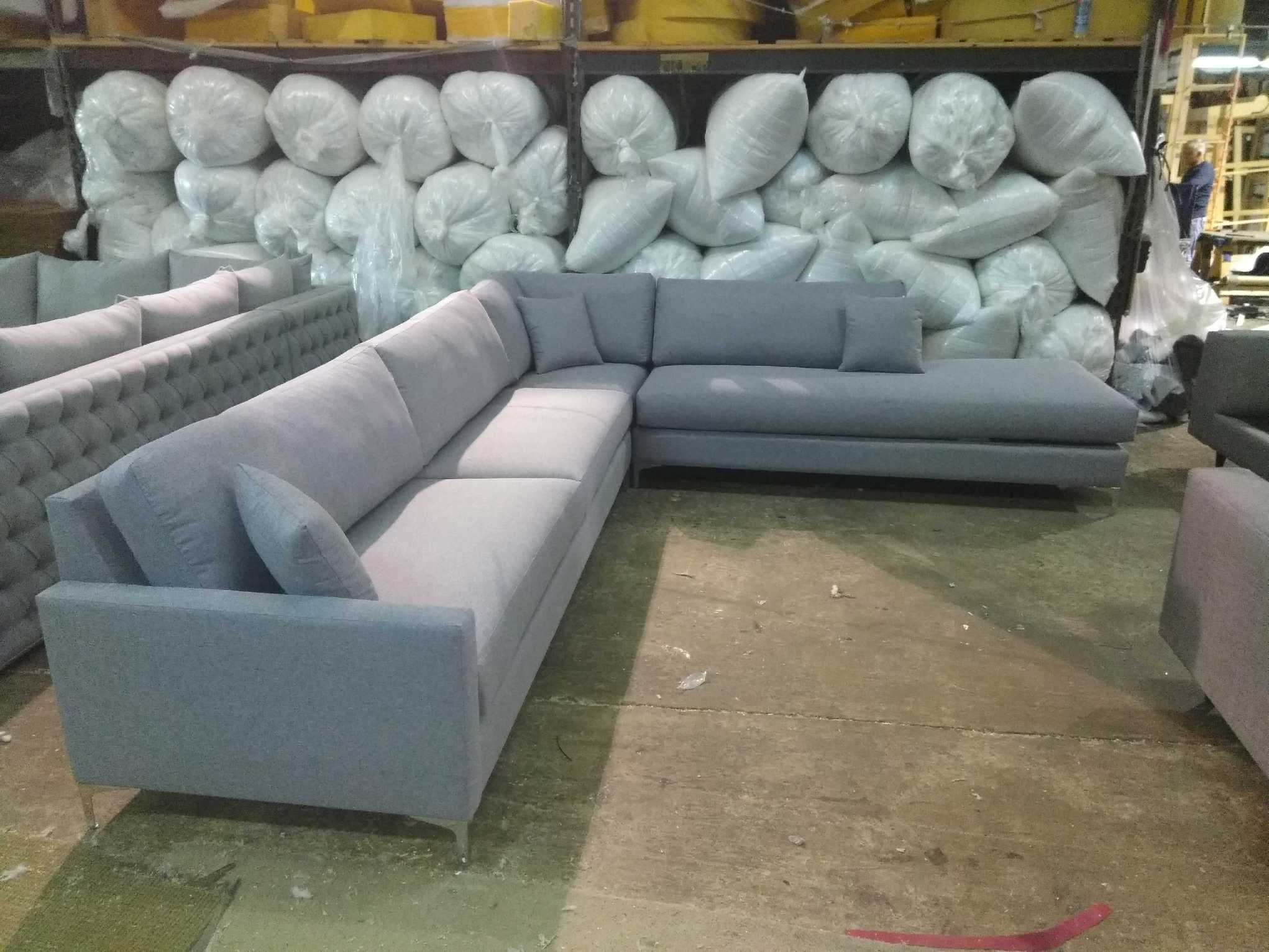 Custom Stafford Sectional