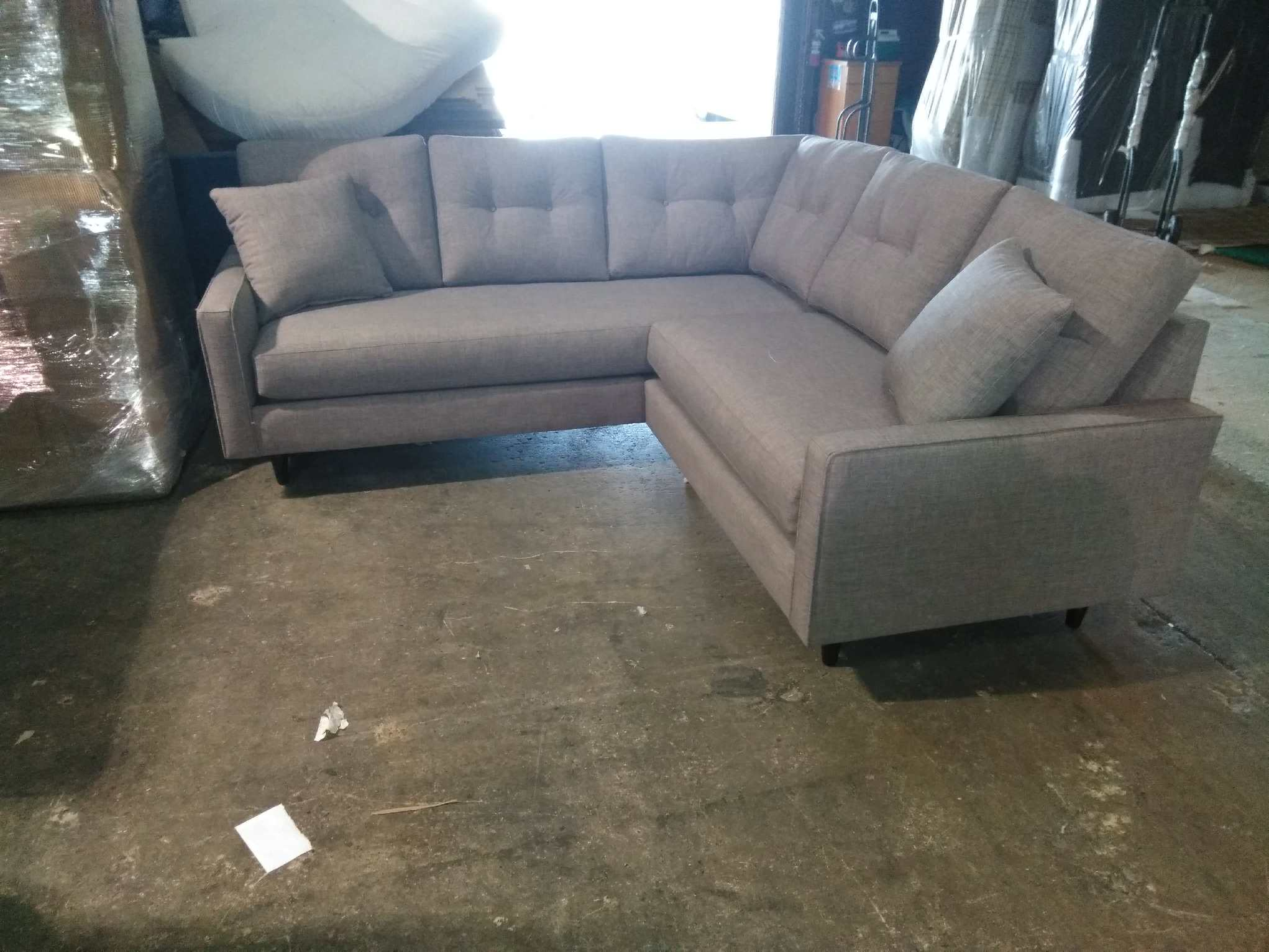 Custom Maxwell Sectional