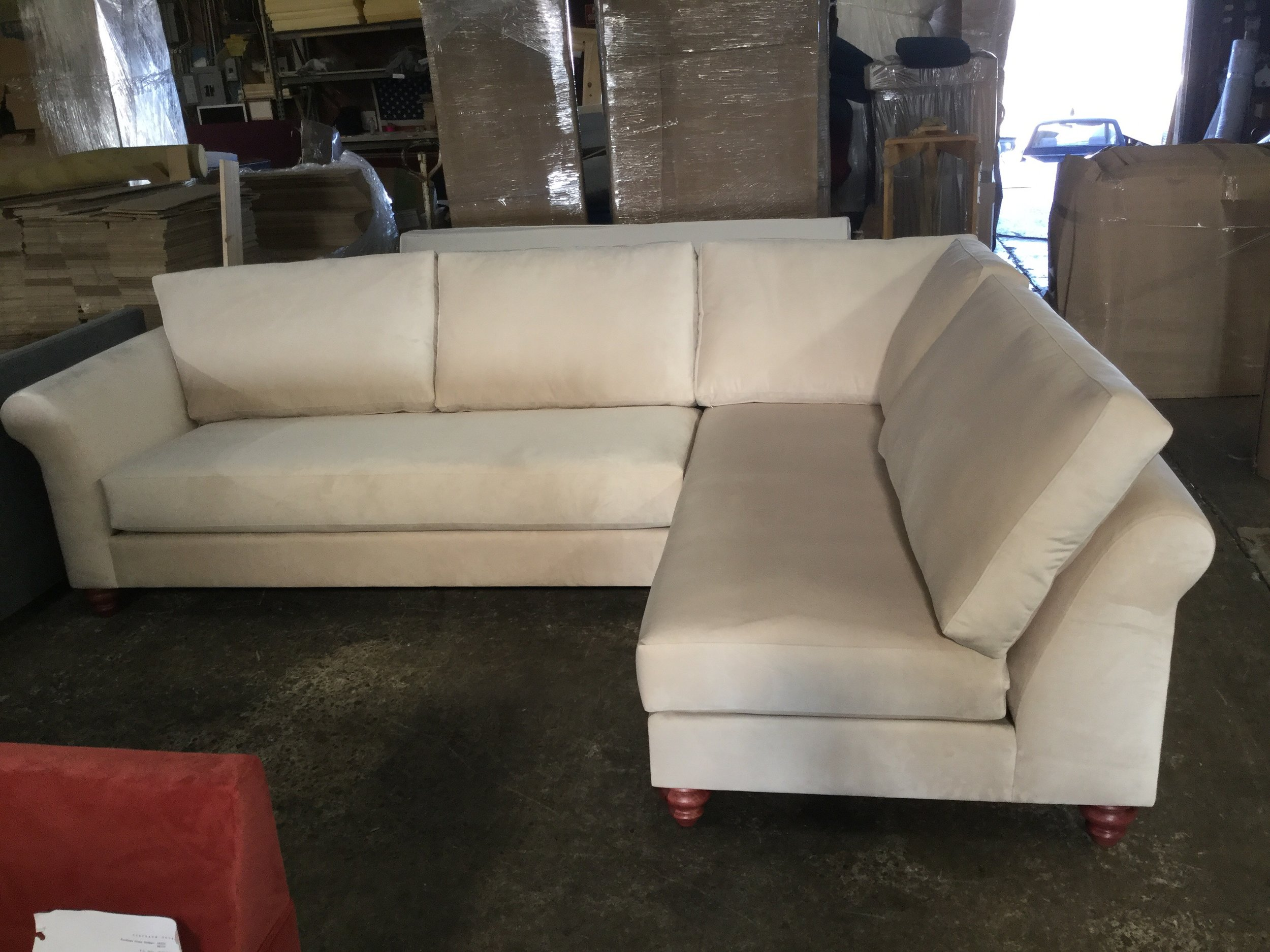 Custom Newport Sectional