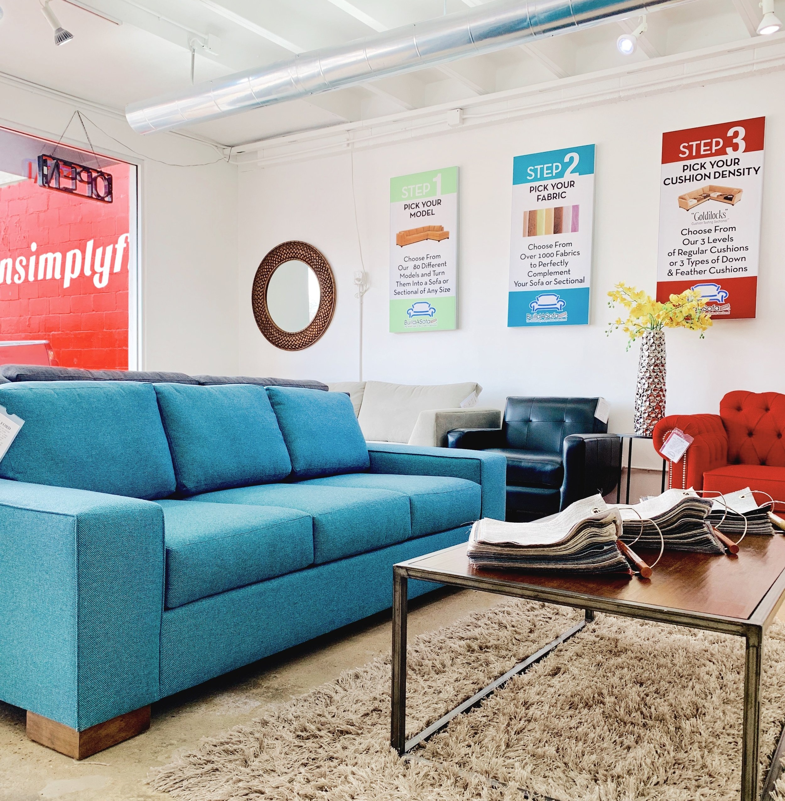 Sofas and Sectionals Made for COMFORT | BuildASofa - Austin ...