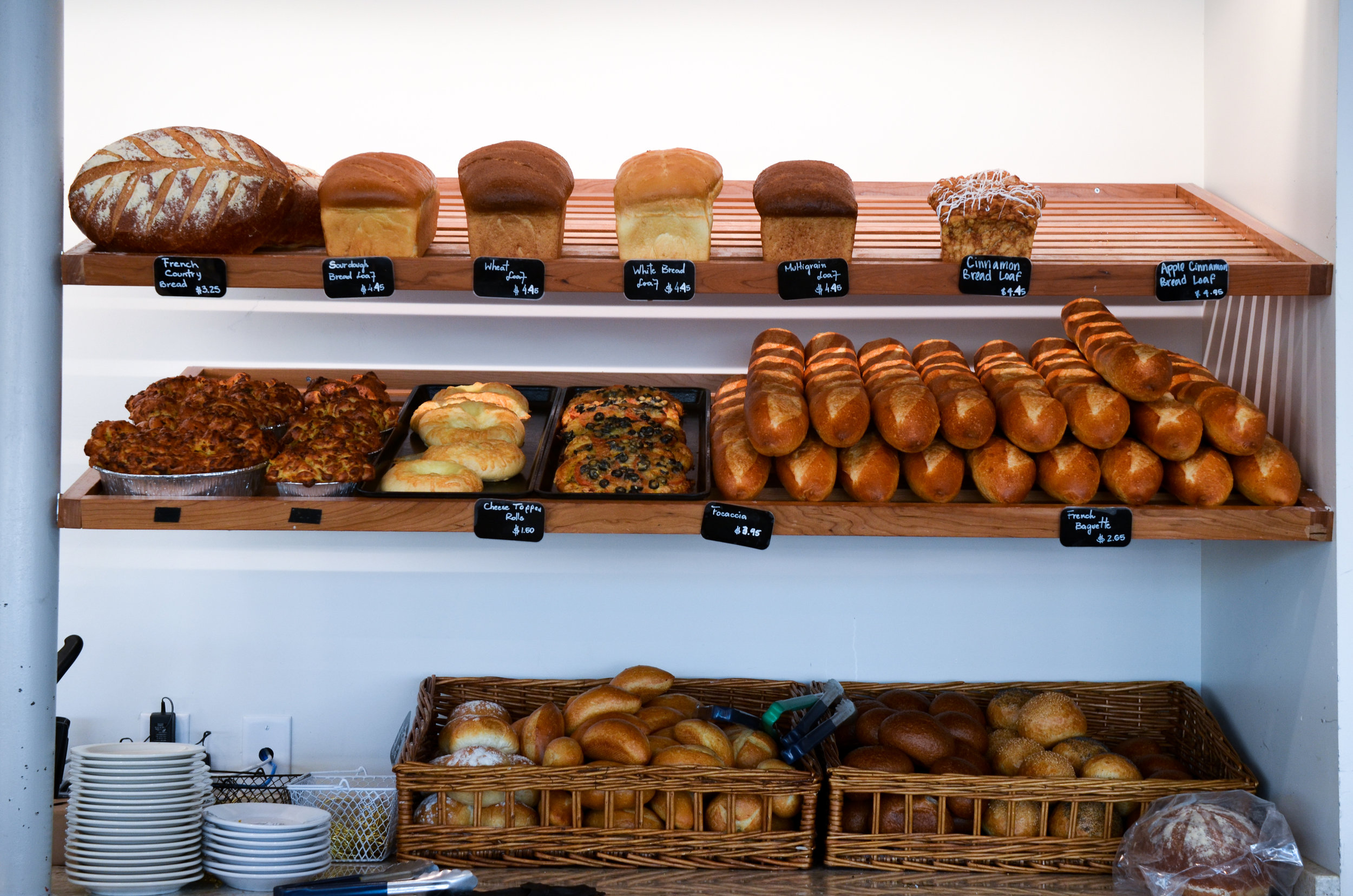 Forgoza Bread Small