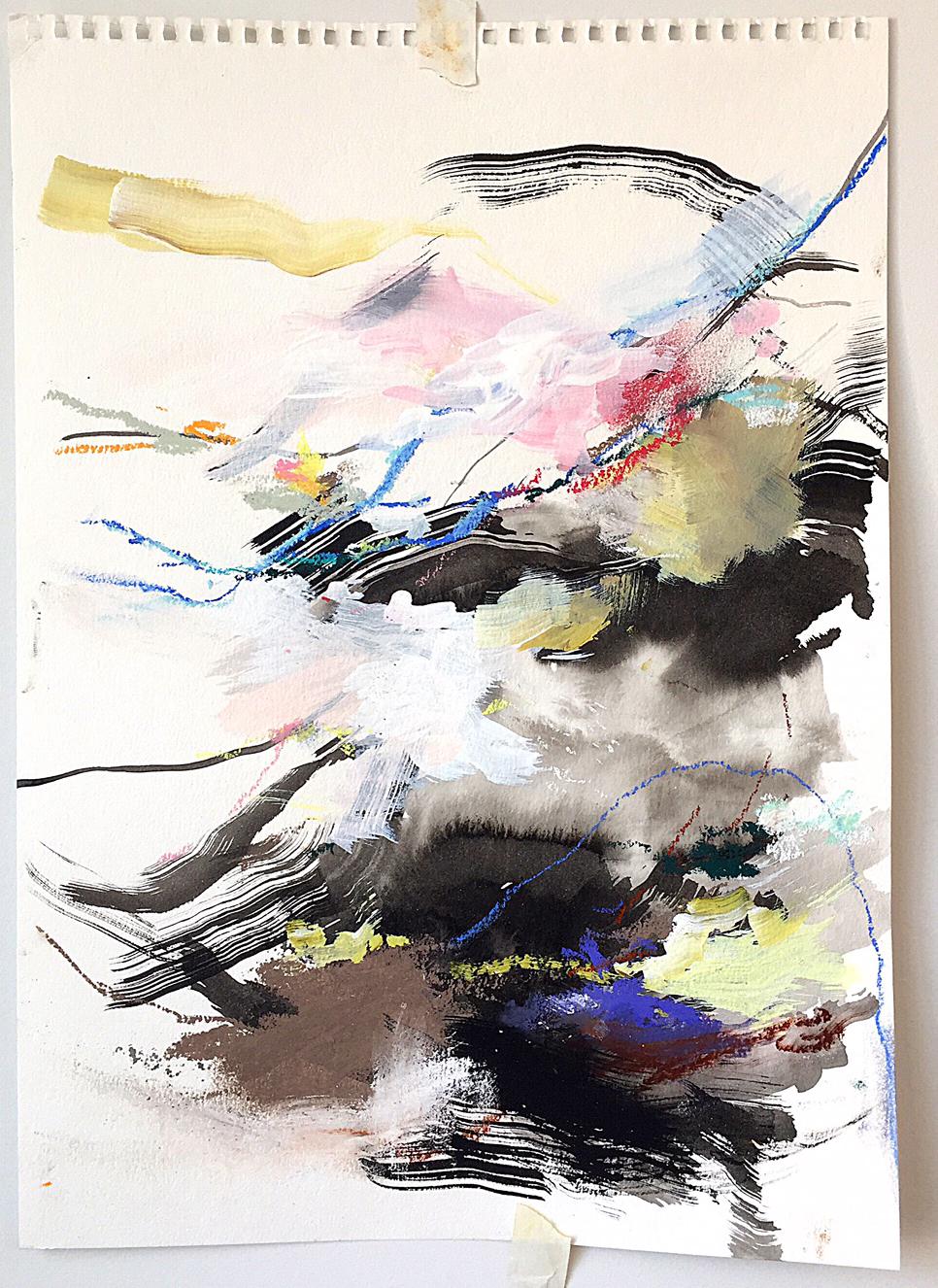 Untitled, 11 x 15
