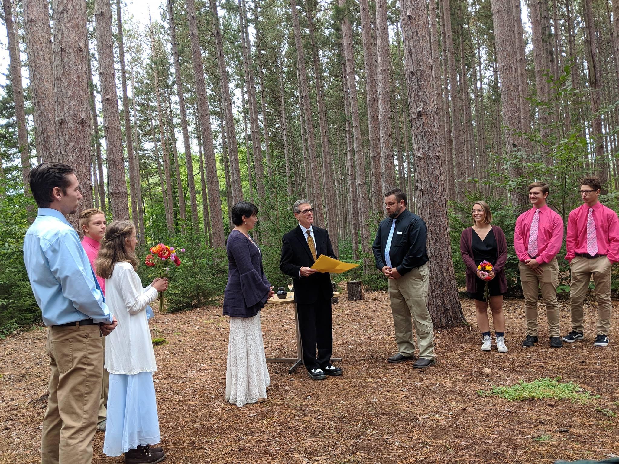 Outdoor Wedding in the Woods.jpg