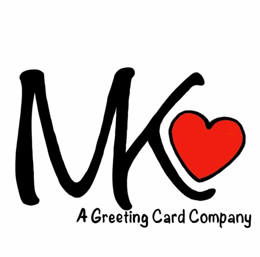 MK A Greeting Card CO. - Otaku Greeting Cards