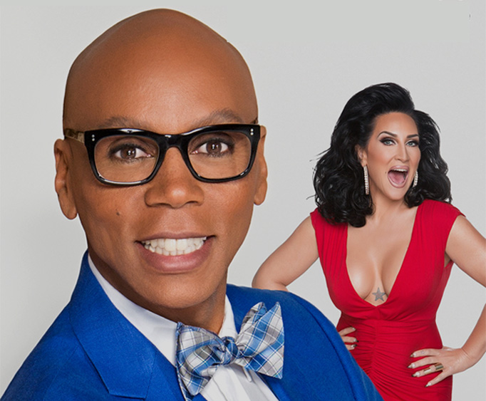 RuPaul:What's the Tee - with Michelle Visage
