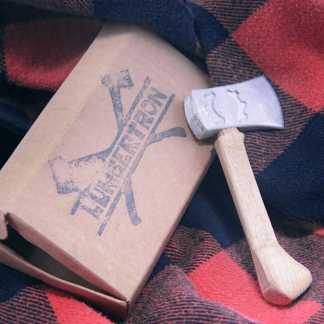Did you know lumbertron now has a STOREFRONT? Search lumbertron handmade on etsy, or visit lumbertron.com/shop and get your Lumbertron mini axe today! #crafting #axe #backyardblacksmith #openforbusiness #etsy #mini #goodsforsale #lumbertron #lumbersexual #flannelislife