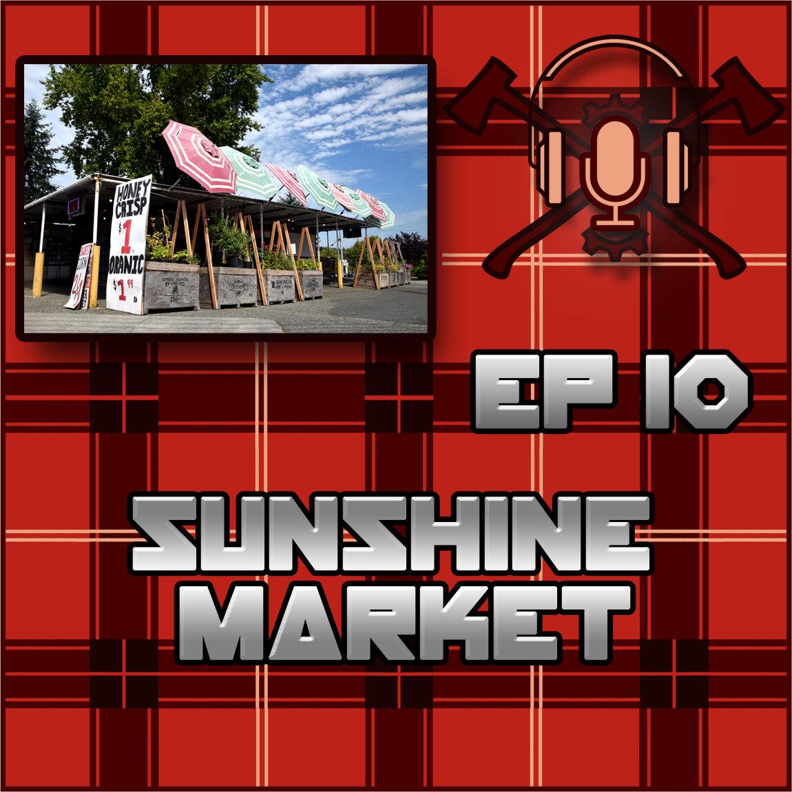 Episode 10 Sunshine Market