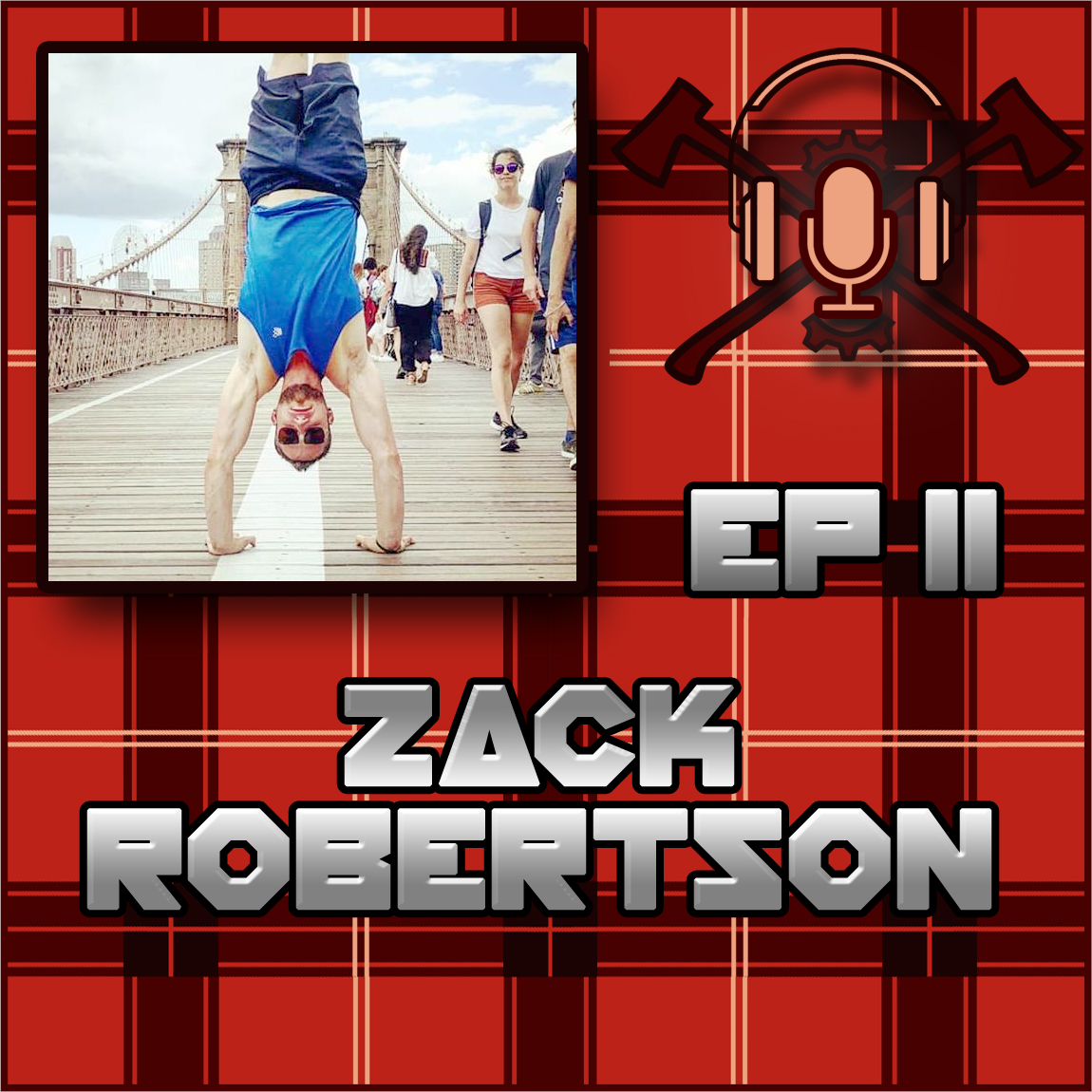 Episode 11 Zack Robertson
