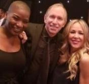 Janice, Jeff, Robin at Gala