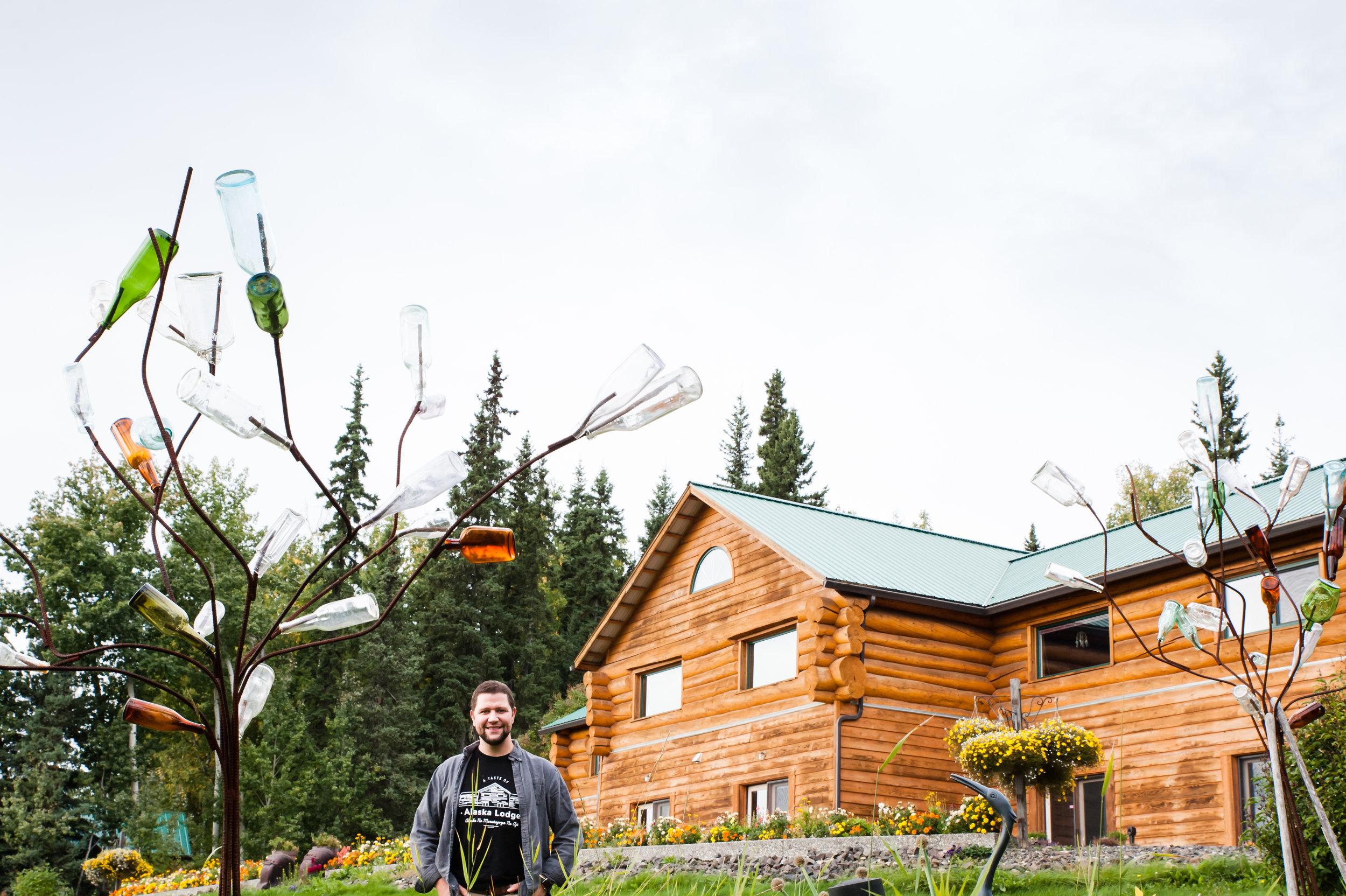 taste of alaska lodge -