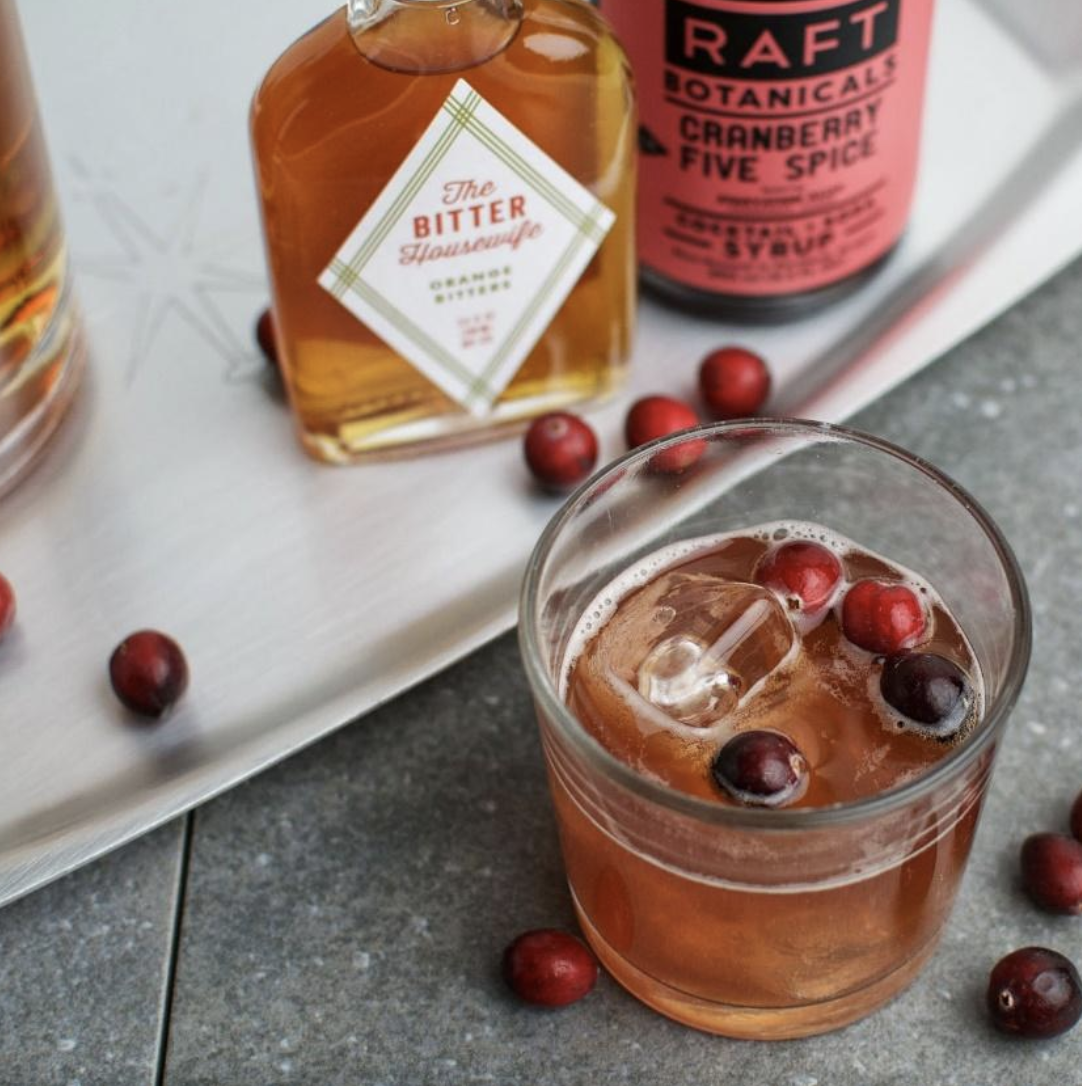 Photo: Improper Goods Raft Cocktail
