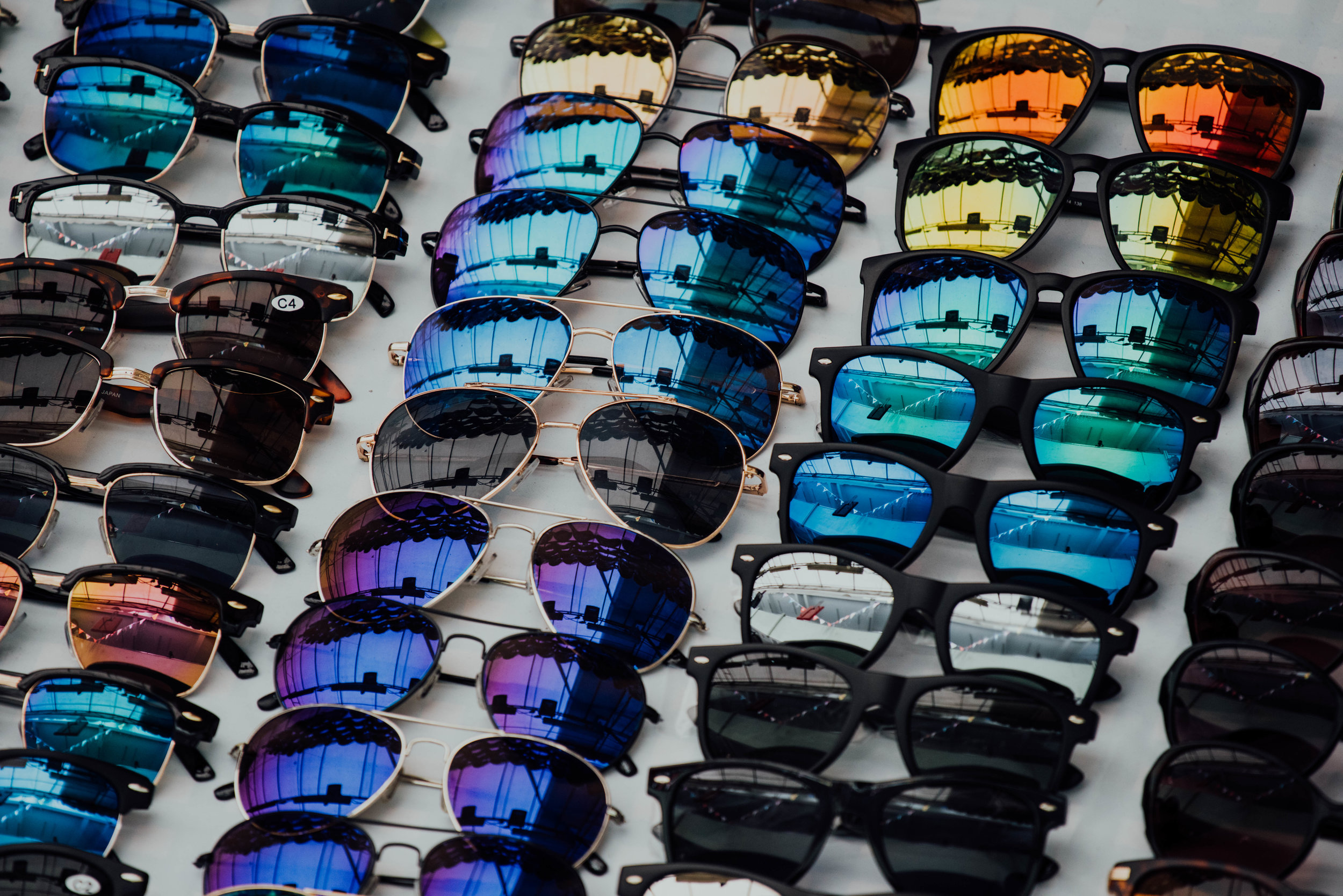 Your future so bright you have to wear… - good luck!