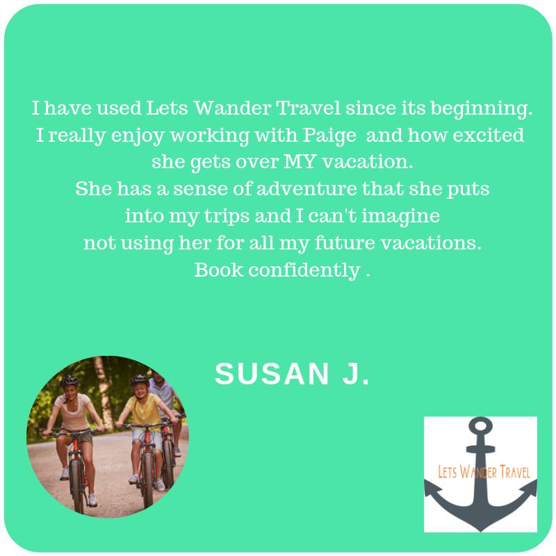 Susan J Testimonial