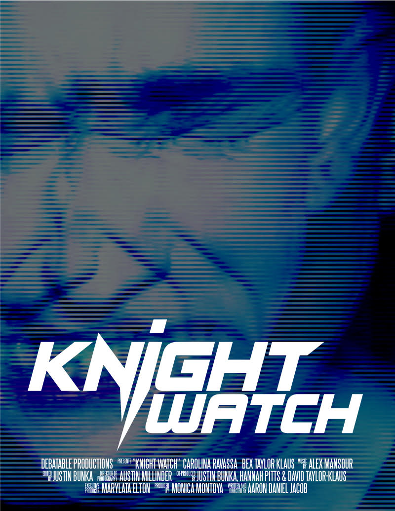 KNIGHT WATCH - After uncovering her late husband's research on an ancient UFO, a grieving astronomer reaches out to a young woman with a powerful link to the mysterious object: The Black Knight Satellite.