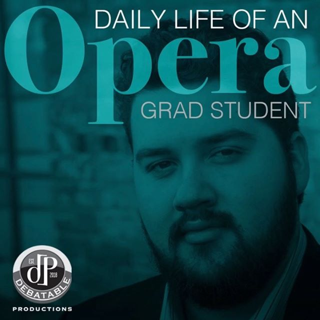 "Everyone's favorite vlog series is back!!! Daily Life of an Opera Grad Student: Episode 3! ""The Art of Practicing"" 🎶💪🏼 + + + + #opera #northwestern #chicago #il #chi #sing #singer #opera #star #fan #stan #jeffrey #memes #good #talent #instasingers #instasing #singers"