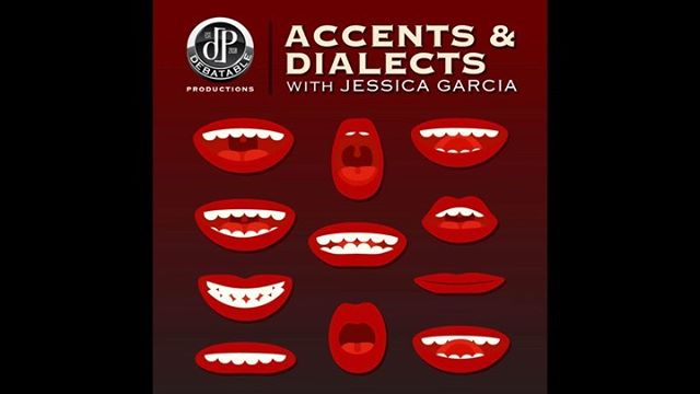 Accents and Dialects with Jessica Garcia: Episode 2: English Basics! + + + + #dialects #lesson #learning #educational #england #british #europe #accents #new #series #pilot #newseries #premiere #europe #accentwall #dialecticalbehaviortherapy #linguistics