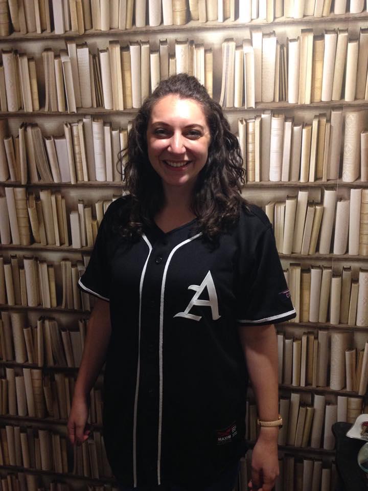 Rachael Skaarbrevik - Marketing Secretary  right field