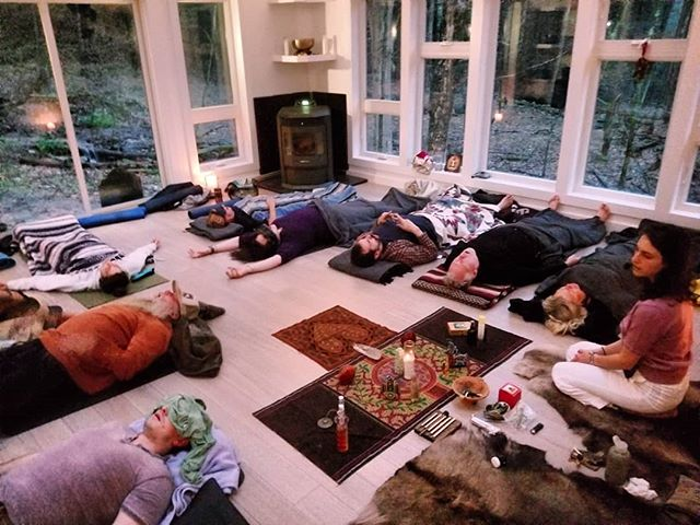 Offered our first community shamanic breathwork ceremony last night at The Sanctuary. Wonderful gift to my local tribe. Breath is a free gift from Spirit and should be treated in that respect. Lots of deep healing happened. Lots of gift received from our most potent medicine, our breath. Next free community shamanic Breathwork on June 7th. ❤️ Check our schedule of events, link in bio or at thesanctuaryheal.com/calendar-of-retreats-events