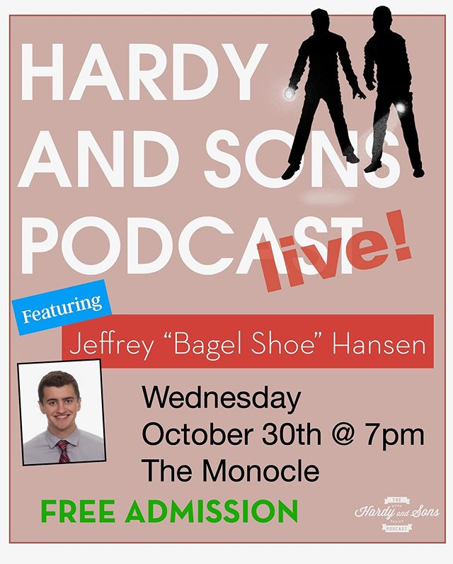 Mark your calendars! Wednesday the 30th. 7pm. at the @monoclestl All Ages welcome, but not all ages can drink.