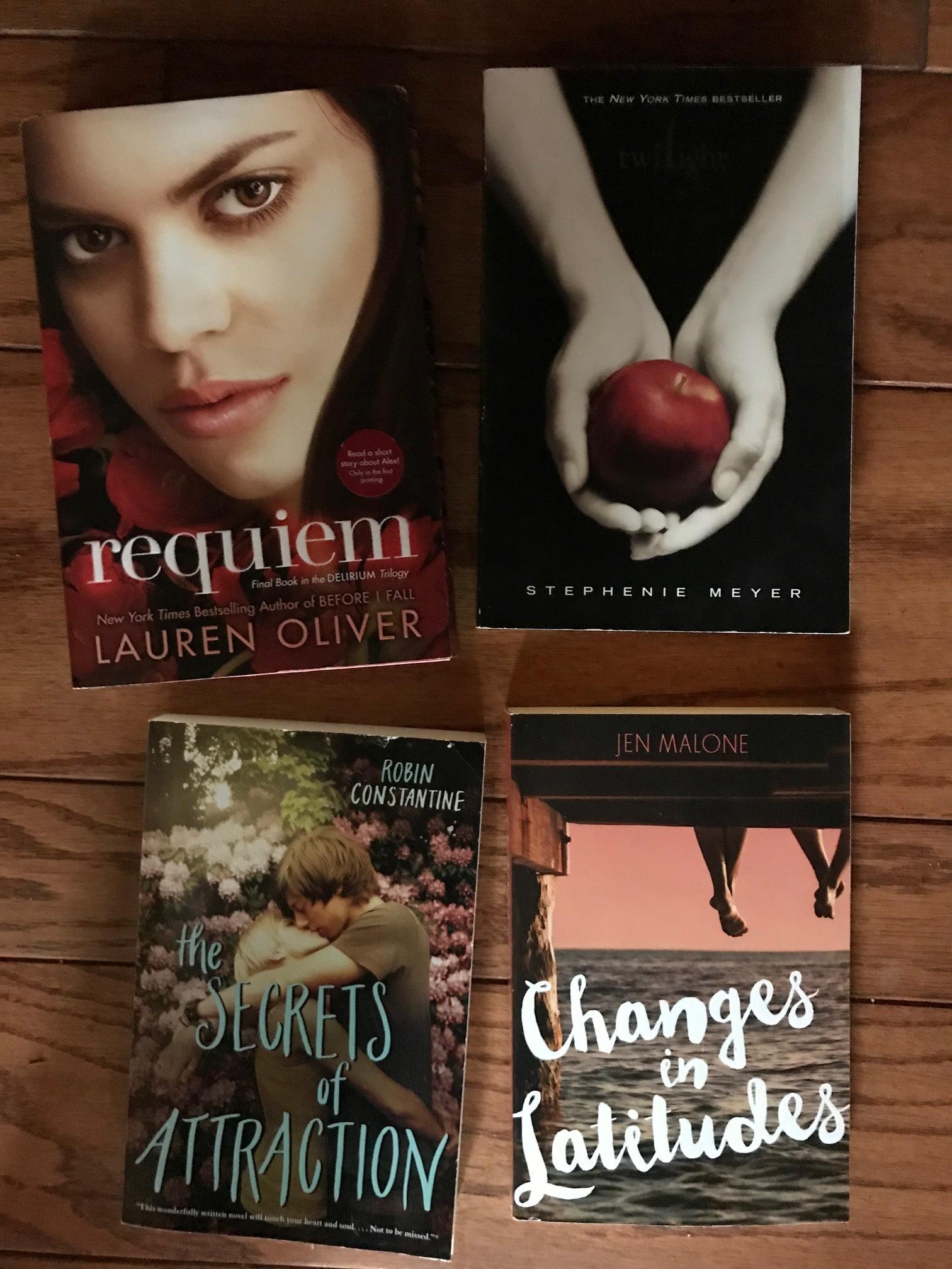 Teen novels
