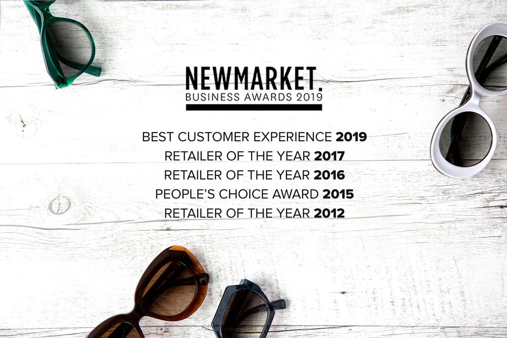 Newmarket business awards, bEst customer experience, retailer of the year
